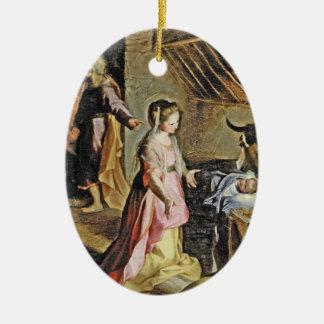 Nativita c1597 ceramic ornament