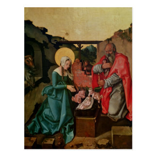 Nativity, 1510 postcard