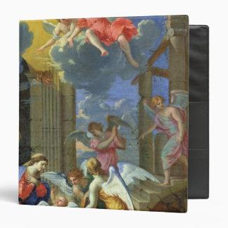 Nativity, 1667 binder