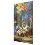 Nativity, 1667 canvas print