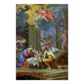 Nativity, 1667 poster