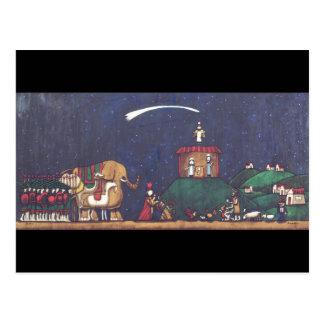 Nativity 1 postcard