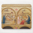 Nativity and the Adoration of the Magi Mouse Pad
