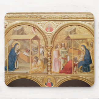 Nativity and the Adoration of the Magi Mousepads