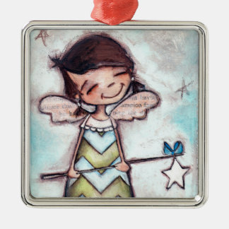 Nativity Angel - Premium Ornament