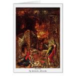 Nativity By Altdorfer, Albrecht Card