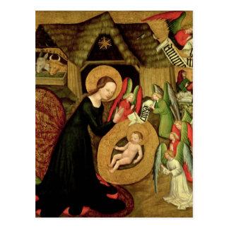 Nativity, c.1425 postcard