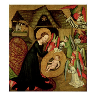 Nativity, c.1425 print