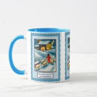 Nativity, Christmas Mug
