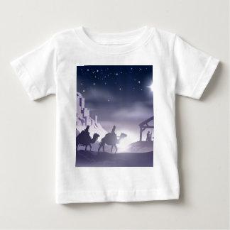 Nativity Christmas Scene Infant T-shirt