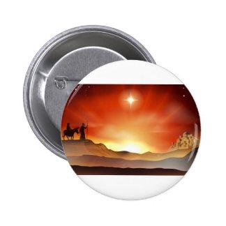 Nativity Christmas story illustration Pins