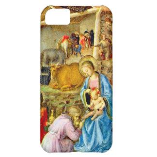 Nativity, classic art case for iPhone 5C