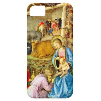 Nativity, classic art iPhone SE/5/5s case