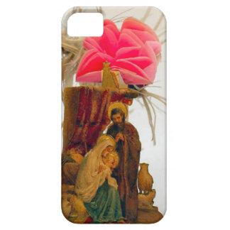 Nativity decoration iPhone SE/5/5s case