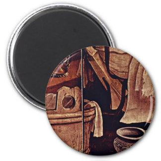 Nativity Detail By Grünewald Mathis Gothart (Best Magnet