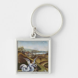 Nativity, detail of the landscape keychain