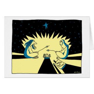 Nativity Greeting Card