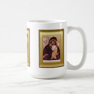 Nativity Ikons Classic White Coffee Mug
