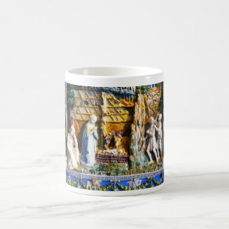 Nativity in Russia Coffee Mug