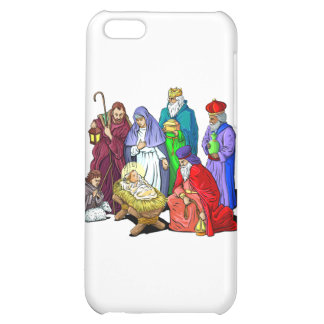 NativIty_Iphone4Case iPhone 5C Cases