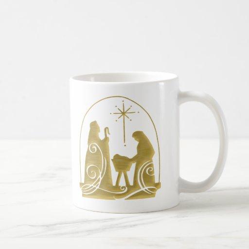 Nativity/ Isaiah 9:6 Coffee Mug