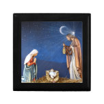 Nativity Keepsake Boxes