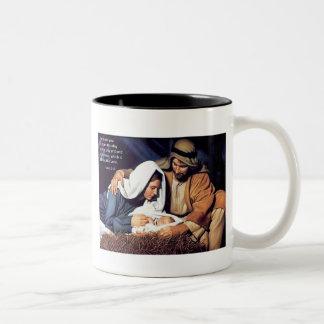 Nativity / Luke 2:11 Coffee Mugs