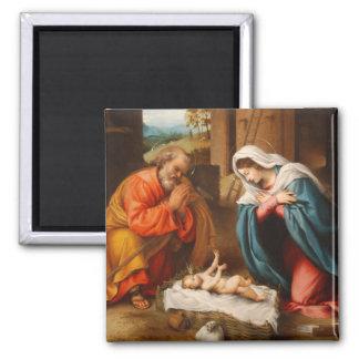 Nativity Fridge Magnets