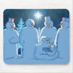 Nativity Mouse Pad