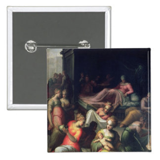 Nativity of John the Baptist Pinback Buttons