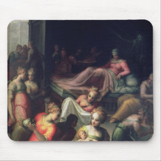 Nativity of John the Baptist Mouse Pad