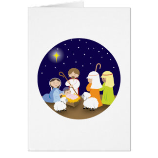 Nativity of the Lord Cards