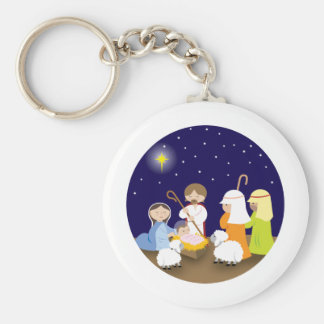 Nativity of the Lord Keychains