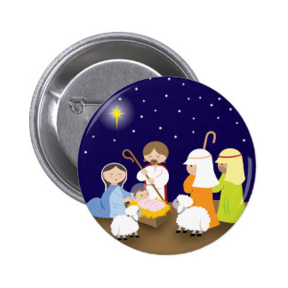 Nativity of the Lord Pin