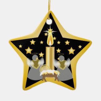 Nativity Ornament-Customize