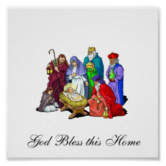 Nativity_Poster Poster