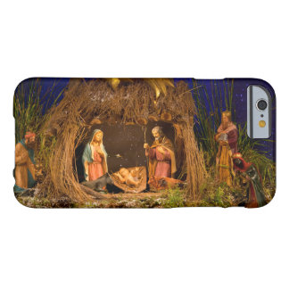 Nativity scene barely there iPhone 6 case