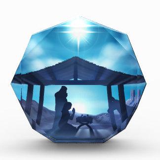 Nativity Scene Christmas Award