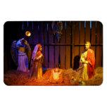 Nativity Scene Christmas Holiday Display Magnet