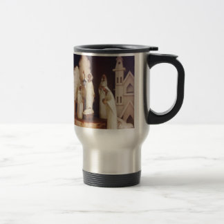 Nativity Scene - Christmas Travel Mug