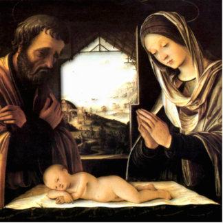 Nativity Scene for Christmas - Holy Family, Costa Statuette
