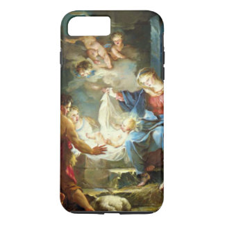 Nativity Scene for Christmas - Pierre iPhone 8 Plus/7 Plus Case