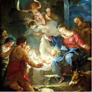 Nativity Scene for Christmas - Pierre Statuette