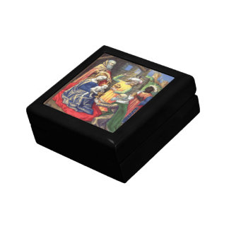 Nativity Scene Gift Box