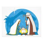 Nativity Scene Invites