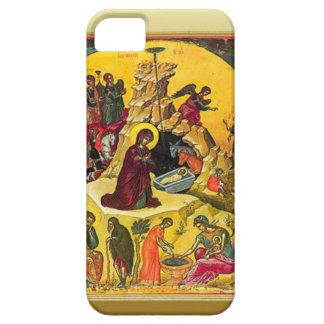 nativity scene iPhone SE/5/5s case