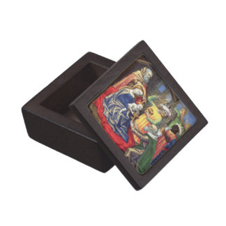 Nativity Scene Keepsake Box