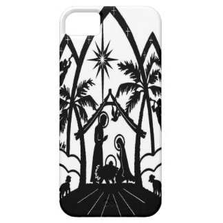 Nativity silhouette iPhone 5 covers