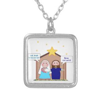 Nativity Sin Necklace