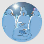 Nativity Sticker